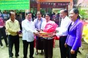 Thắt chặt tình đoàn kết, hữu nghị Việt Nam - Campuchia