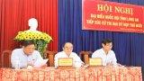 Đại biểu Quốc hội tiếp xúc cử tri huyện Bến Lức