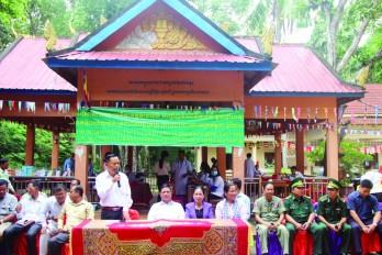 Vietnam - Cambodia solidarity and friendship tightened
