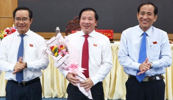 Chairman of Long An People's Committee approved
