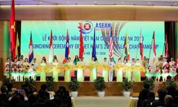Dấu ấn văn hóa trong năm Việt Nam làm Chủ tịch ASEAN