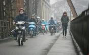 Thời tiết 30/11: Gió rét tràn về Bắc Bộ