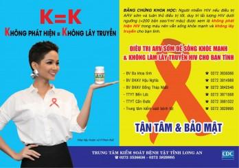 Điều trị ARV sớm giúp người nhiễm HIV sống khỏe, giảm lây nhiễm