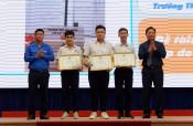 Long An có 28 đề tài đoạt giải Cuộc thi Sáng tạo thanh thiếu niên, nhi đồng năm 2020