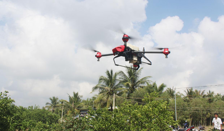 Nông dân ứng dụng công nghệ cao vào sản xuất chanh