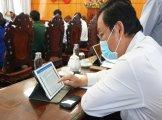 Tỉnh ủy Long An tiến tới hội nghị không giấy