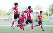 U21 Long An giành vé vào vòng chung kết U21 Quốc gia Cúp Báo Thanh niên