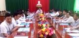 Ủy ban Kiểm tra Huyện ủy Vĩnh Hưng: Thực hiện tốt công tác kiểm tra, giám sát và thi hành kỷ luật đảng