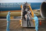 Bộ GTVT yêu cầu Vietnam Airlines kiểm điểm rõ trách nhiệm vụ vi phạm quy chế cách ly