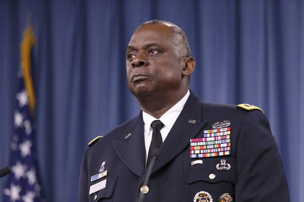 Tướng Lloyd Austin. (Nguồn: Politico)