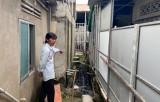 Phường 2: Kiên quyết xử lý các trường hợp lấn chiếm đường cống thoát nước công cộng