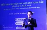 Nhà khoa học Việt Nam đầu tiên nhận giải thưởng Noam Chomsky
