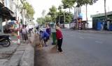 Thị trấn Vĩnh Hưng Lập lại trật tự đô thị