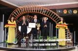 Phúc Khang vào tốp doanh nghiệp bền vững Việt Nam 2020