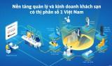 Ra mắt nền tảng quản trị và kinh doanh du lịch Make in Vietnam