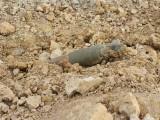 Thi công hồ chứa nước tại Kiên Giang, phát hiện 1 quả bom khủng