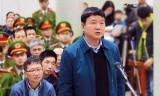 Di lý ông Đinh La Thăng từ Hà Nội vào TP HCM để xét xử ngày 14/12