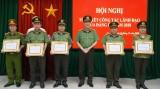 5 tổ chức cơ sở đảng thuộc Đảng ủy Công an Long An đạt trong sạch vững mạnh, tiêu biểu