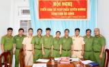 Thành lập lực lượng phòng, chống tội phạm trên tuyến đường sông Vàm Cỏ Đông