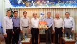 Lãnh đạo tỉnh Long An thăm, chúc mừng Giáng sinh Tổng Liên hội Hội thánh Tin Lành Việt Nam (miền Nam)