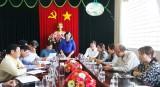 Phúc tra kết quả Phong trào Dân số - Sức khỏe sinh sản tại Kiến Tường, Mộc Hóa