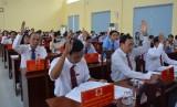HĐND huyện Cần Giuộc khóa XI tổ chức kỳ họp thứ 20