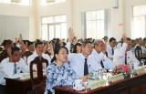 Khai mạc Kỳ họp thứ 19, HĐND TP.Tân An khóa XI