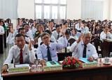 Kỳ họp thứ 19, HĐND TP.Tân An khóa XI thông qua 12 nghị quyết