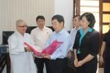 Khảo sát các cơ sở nuôi dưỡng trẻ em tập trung ở Long An