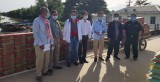 Trao quà hỗ trợ người dân Campuchia