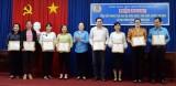 53/53 công đoàn cơ sở thuộc Công đoàn viên chức tỉnh Long An hoàn thành tốt nhiệm vụ