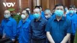 Ông Đinh La Thăng bị tuyên phạt 10 năm tù vụ cao tốc Trung Lương