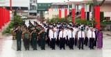 Long An viếng nghĩa trang liệt sĩ nhân Ngày Thành lập Quân đội Nhân dân Việt Nam
