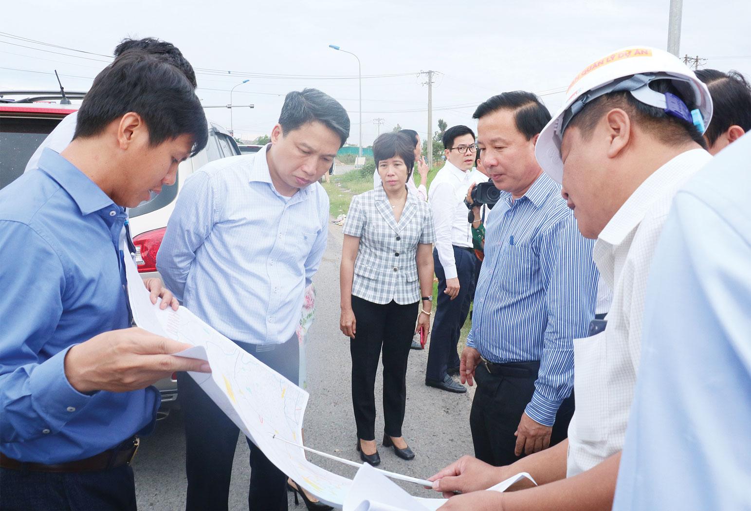 Tỉnh chú trọng đầu tư hạ tầng, phục vụ phát triển KT-XH địa phương