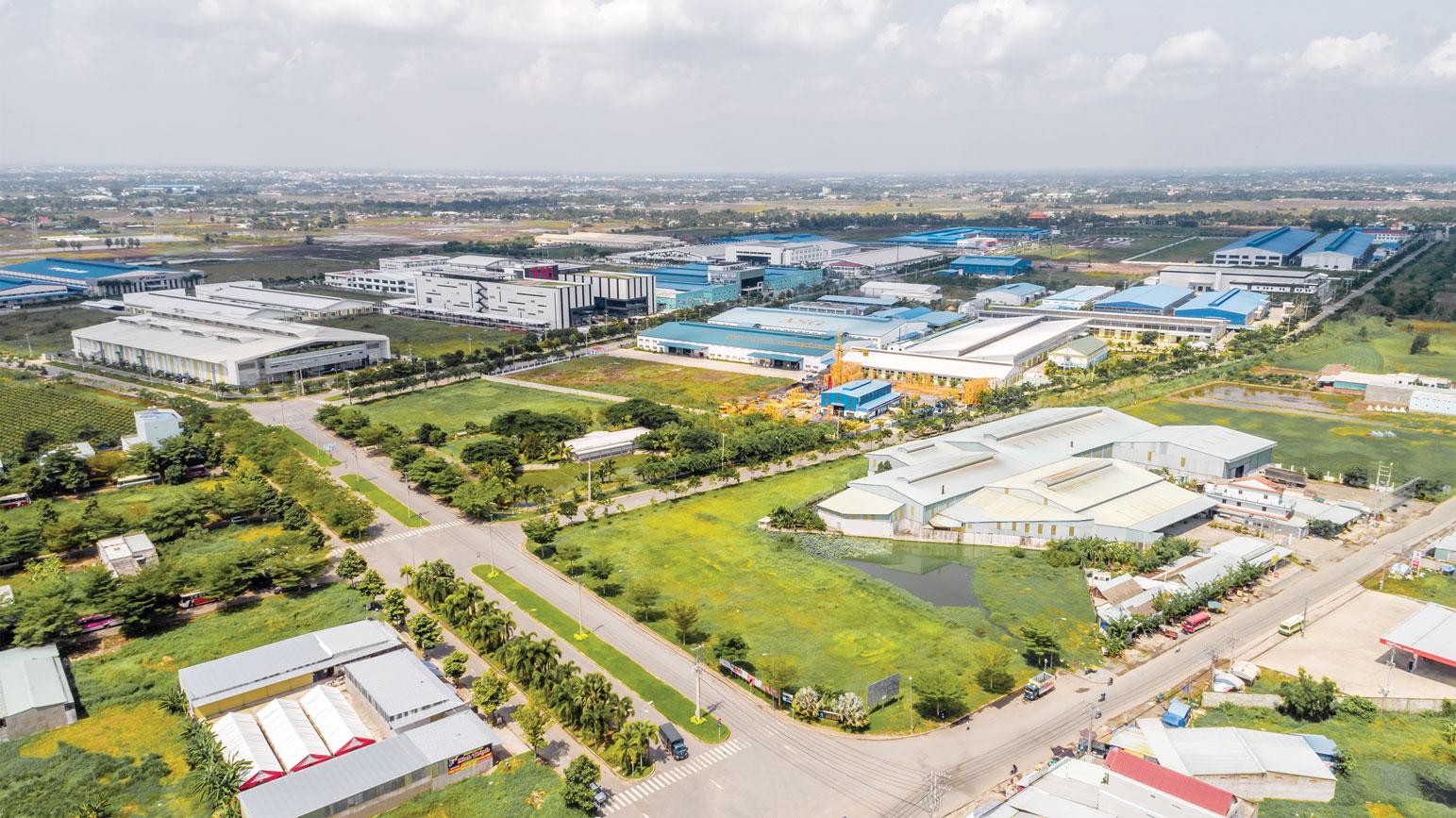 Tăng tỷ lệ lấp đầy các khu, cụm công nghiệp góp phần tăng trưởng kinh tế (GRDP) của tỉnh năm 2020 ước đạt 5,91%
