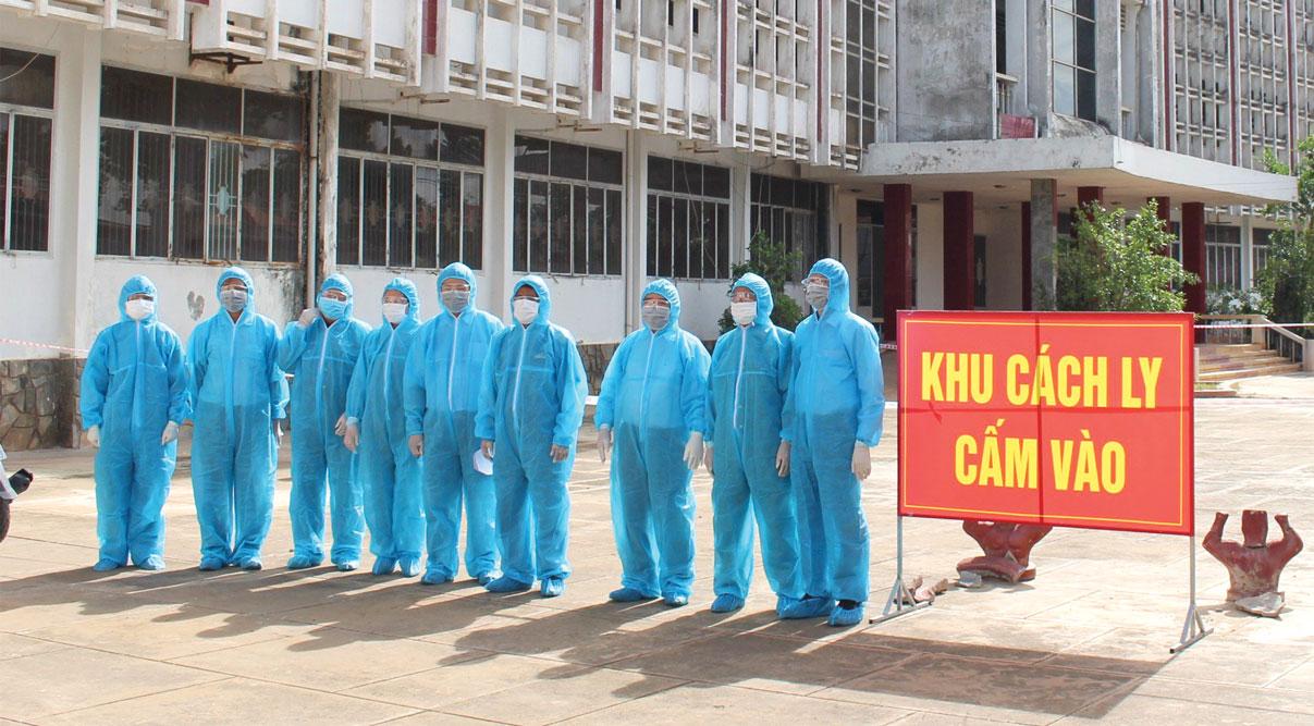 Công tác phòng, chống dịch Covid-19 được tỉnh triển khai quyết liệt và đạt kết quả tích cực
