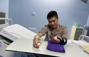 Những kỷ lục mới trong lĩnh vực ghép tay và ghép tạng của Việt Nam