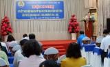 Nửa nhiệm kỳ, Công đoàn viên chức tỉnh Long An đạt nhiều kết quả nổi bật
