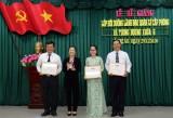 63 học viên hoàn thành lớp Bồi dưỡng lãnh đạo, quản lý cấp phòng và tương đương