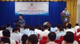 Tập huấn nâng cao năng lực giám sát cộng đồng về xây dựng nông thôn mới