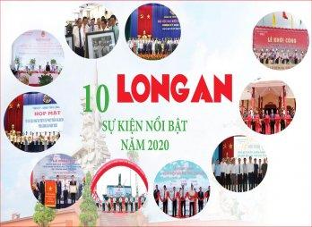 Long An - 10 sự kiện nổi bật năm 2020