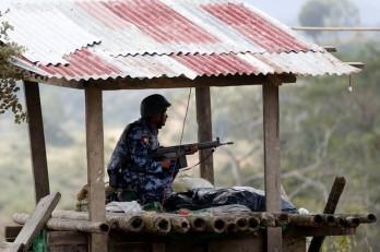 Myanmar: Nhóm nổi dậy thả 3 con tin, xây dựng lòng tin với chính phủ