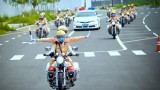 Phân luồng giao thông phục vụ lễ xuất quân và diễn tập bảo vệ Đại hội Đảng XIII