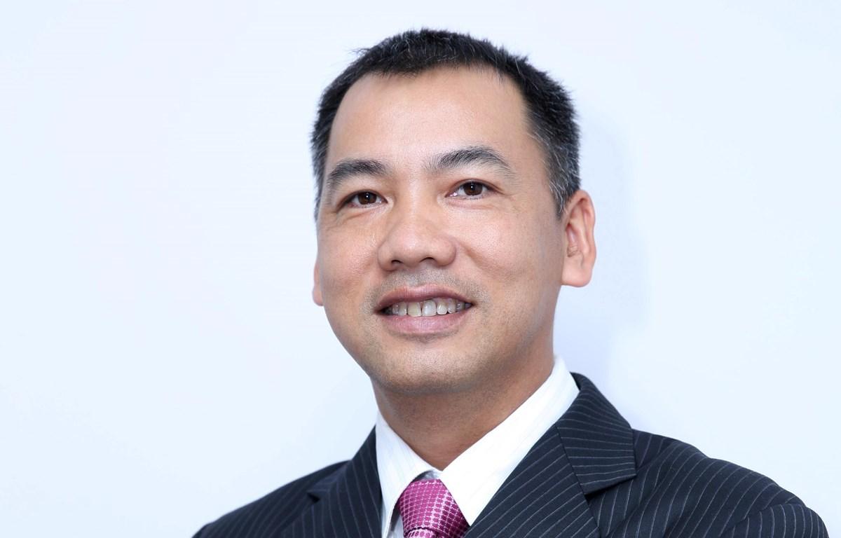 Ông Đồng Mai Lâm là Tổng Giám đốc người Việt đầu tiên của Schneider Electric