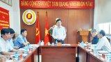 Thường trực Tỉnh ủy Long An làm việc với Ban Thường vụ Hội Cựu chiến binh tỉnh