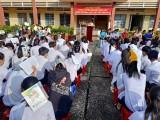 Trường THPT Tân Thạnh thực hiện tốt công tác bảo đảm an ninh, trật tự trường học