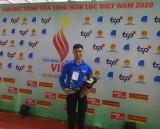 Thanh niên khuyết tật Tỏa sáng nghị lực Việt