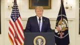 Tổng thống Trump lần đầu tiên công nhận chính quyền mới