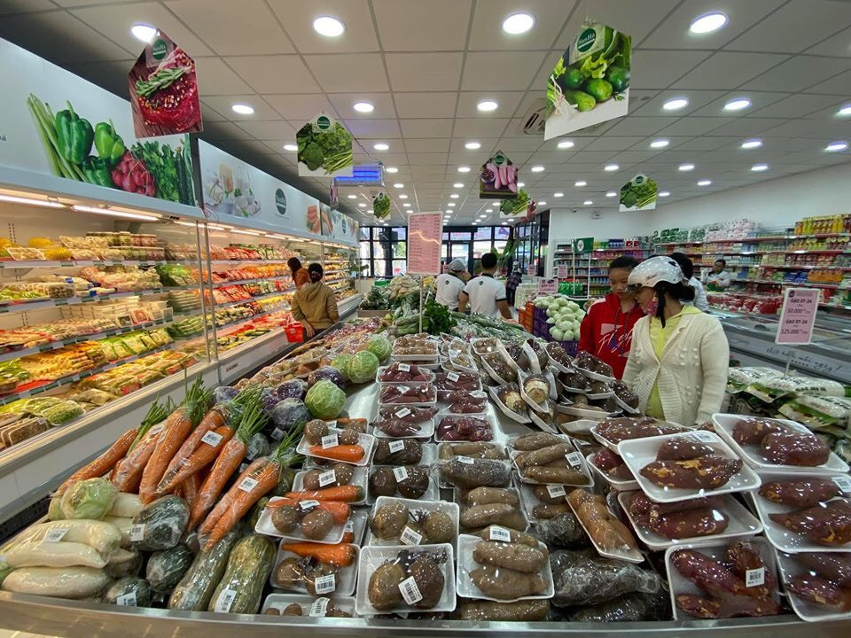 Essential goods for Tet are not shortage