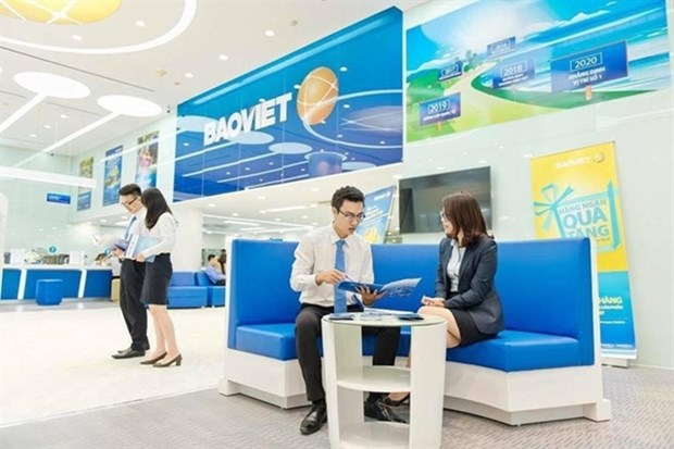 Share prices of BVH decreased more than 4 percent despite an increase of 29.4 percent in the company's profit after taxes. (Photo: baoviet.com)